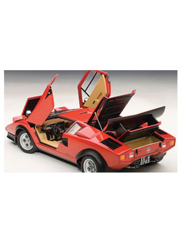 Ferri Die Cast Autoart 1 18 Lamborghini Countach Lp500s Walter Wolf