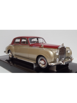 MINICHAMPS 1:18  1960 BENTLEY S2