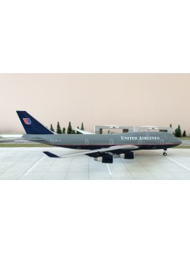 JC WINGS 1:200 UNITED AIRLINES BOEING 747-400